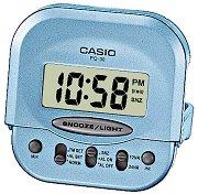 """Настолен часовник Casio - PQ-30-2EF - От серията """"Wake Up Timer"""""""