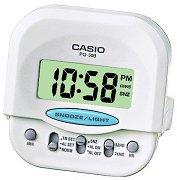 """Настолен часовник Casio - PQ-30B-7EF - От серията """"Wake Up Timer"""""""