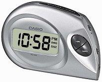 """Настолен часовник Casio - DQ-583-8EF - От серията """"Wake Up Timer"""""""
