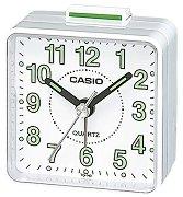 """Настолен часовник Casio - TQ-140-7EF - От серията """"Wake Up Timer"""""""