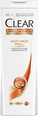 Clear Anti-Dandruff Anti Hair Fall Shampoo - Шампоан против пърхот и косопад - шампоан