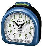 """Настолен часовник Casio - TQ-148-2EF - От серията """"Wake Up Timer"""""""