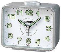 """Настолен часовник Casio - TQ-218-8EF - От серията """"Wake Up Timer"""""""