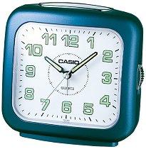 """Настолен часовник Casio - TQ-359-2EF - От серията """"Wake Up Timer"""""""