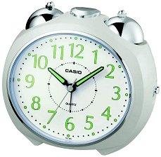 """Настолен часовник Casio - TQ-369-7EF - От серията """"Wake Up Timer"""""""