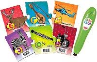 iPen забавление с думи и изречения - Образователна играчка на български език -
