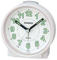 """Настолен часовник Casio - TQ-228-7 - От серията """"Wake Up Timer"""""""