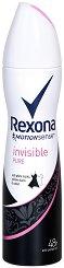 Rexona Invisible Pure Anti-Perspirant - Дезодорант против изпотяване -