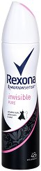 Rexona Invisible Pure Anti-Perspirant - шампоан