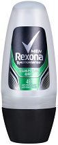 Rexona Men Quantum Dry Anti-Perspirant - Ролон дезодорант против изпотяване за мъже -