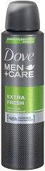 """Dove Men+Care Extra Fresh Anti-Perspirant - Дезодорант против изпотяване за мъже от серията """"Men+Care Extra Fresh"""" -"""