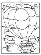 Шаблон - Балони
