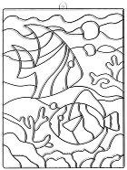 Шаблон - Риби
