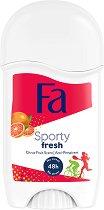 Fa Sport Double Power Sporty Fresh - дезодорант