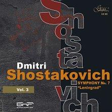 Dmitri Shostakovich - Symphonies Vol. 3 -