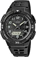 "Часовник Casio Collection - Tough Solar AQ-S800W-1BVEF - От серията ""Casio Collection: Tough Solar"""