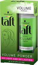 Taft Instant Volume Powder - шампоан