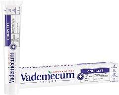 Vademecum Pro Vitamin Complete Toothpaste - паста за зъби