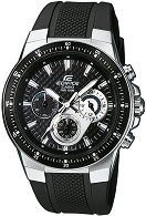 "Часовник Casio - Edifice EF-552-1AVEF - От серията ""Edifice"""
