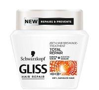 "Gliss Total Repair Anti-Hair Breakage Treatment - Маска за коса против накъсване от серията ""Total Repair"" -"