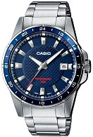 "Часовник Casio Collection - MTP-1290D-2AVEF - От серията ""Casio Collection"""