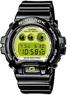 "Часовник Casio - G-Shock DW-6900CS-1ER - От серията ""G-Shock"""