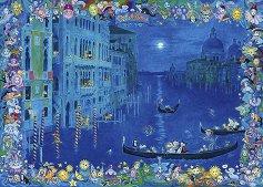 Котки във Венеция - Свен Хартман (Sven Hartmann) - пъзел