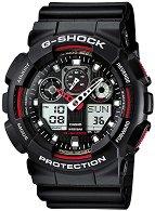 Часовник Casio - G-Shock GA-100-1A4ER