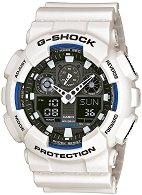 """Часовник Casio - G-Shock GA-100B-7AER - От серията """"G-Shock"""""""