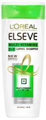 Elseve Vita Max 2 in 1 - Шампоан за нормална коса с витамини -