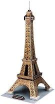 Айфеловата кула, Париж - 3D пъзел - пъзел