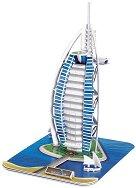Бурж Ал Араб - 3D пъзел - пъзел