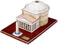 Пантеонът, Рим - 3D пъзел - пъзел
