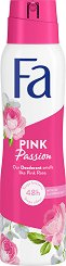 Fa Pink Passion Deodorant -