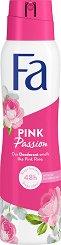 Fa Pink Passion Deodorant - Дамски дезодорант с флорален аромат - дезодорант