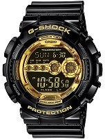 "Часовник Casio - G-Shock GD-100GB-1ER - От серията ""G-Shock"""