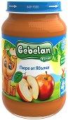 Ovko - Пюре от ябълки - Бурканче от 190 g за бебета над 4 месеца - пюре