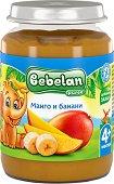 Пюре от манго с банани - продукт