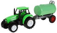 Трактор с цистрена - Детска играчка - играчка