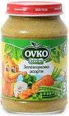 Ovko Bebelan - Пюре от зеленчуково асорти - Бурканче от 190 g за бебета над 5 месеца -