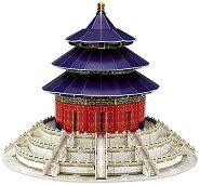 Храмът на Небето, Пекин - 3D пъзел - пъзел
