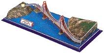 """Мостът """"Голдън Гейт"""", САЩ - пъзел"""