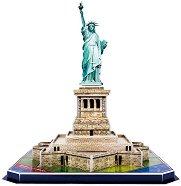 Статуята на свободата, Ню Йорк - пъзел
