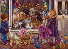 За животните с любов - Трисия Рейли-Матюс (Tricia Reilly-Matthews) - пъзел