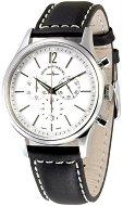 "Часовник Zeno-Watch Basel - Gentleman Chronograph 43 6564-5030Q-i2 - От серията ""Vintage Line"""