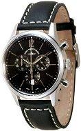 "Часовник Zeno-Watch Basel - Gentleman Chronograph 43 6564-5030Q-i1 - От серията ""Vintage Line"""