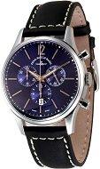 "Часовник Zeno-Watch Basel - Gentleman Chronograph 43 6564-5030Q-i4 - От серията ""Vintage Line"""