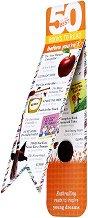 """Разделител за книга - Books to Read Before You're 5 - От серията """"50 of the best"""" -"""