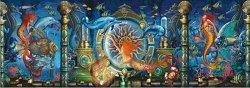Океанска приказка - панорама - Чиро Маркети (Ciro Marchetti) - пъзел