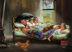 Семейно щастие - пъзел